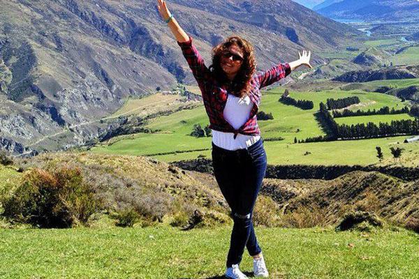 Марина на учебе в Новой Зеландии. Отзыв