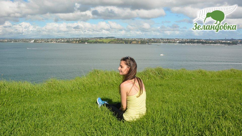 Лилия в Новой Зеландии