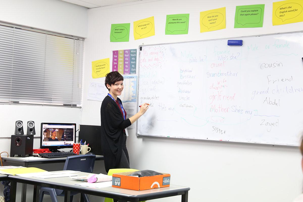 Преподаватель английского в Aspire2 International