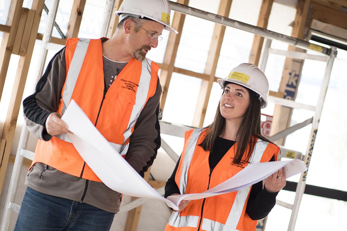 Инженерный факультет в Otago Polytechnic