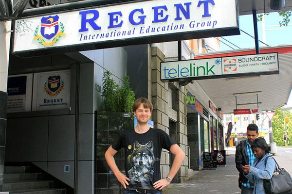 Отзыв Алексея об учебе в Regent
