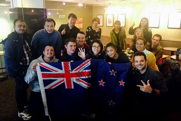 Отзыв Юрия об учебе в Новой Зеландии