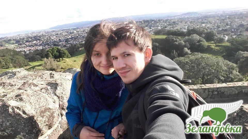 Лилия и Артур об учебе в Новой Зеландии в Edenz Colleges