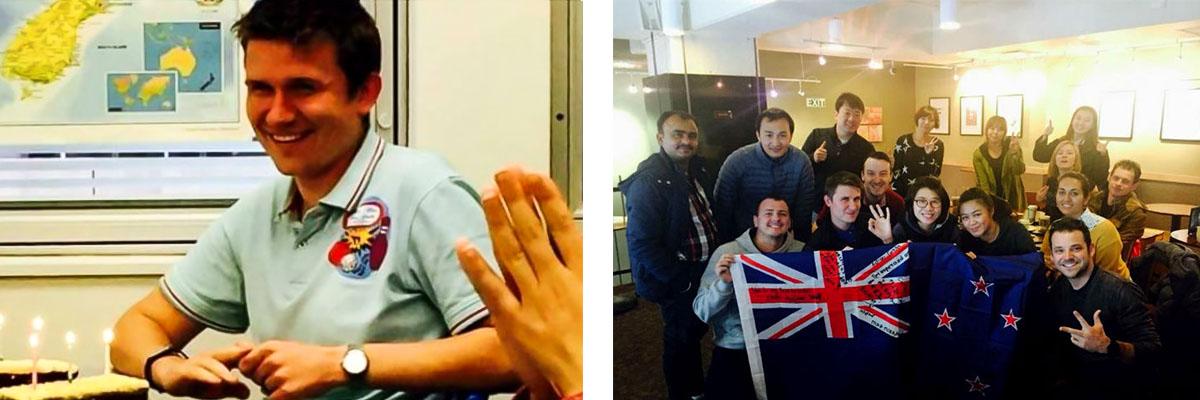Отзыв Юрия. Учеба в школе английского языка в Новой Зеландии
