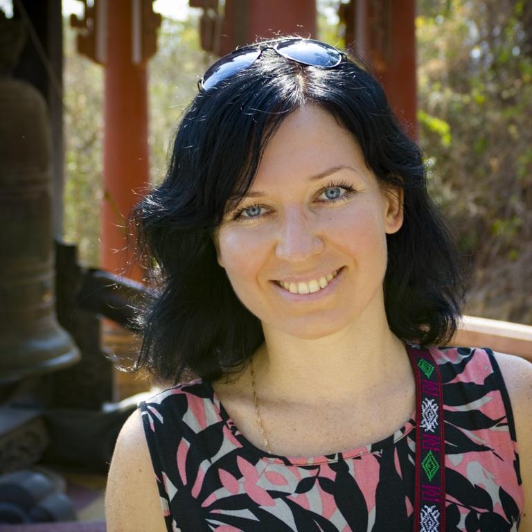 Мария - руководитель проекта Зеландовка