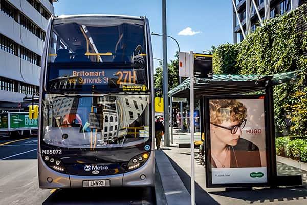 Общественный транспорт в Новой Зеландии