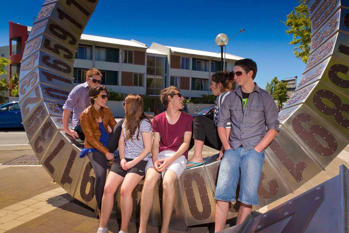 Студенты Ara Institute of Canterbury