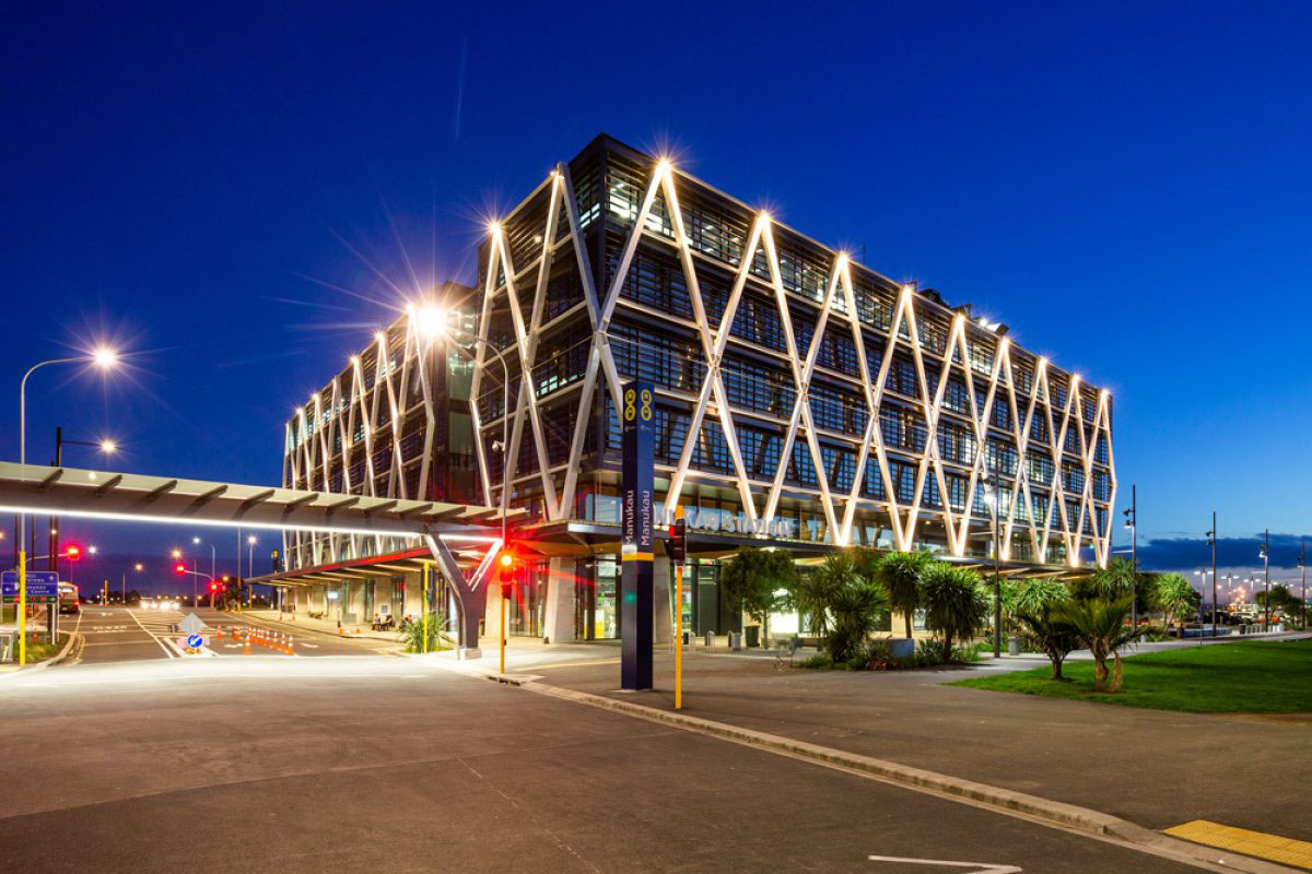 Кампус Manukau Institute of Technology