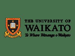Логотип университета Waikato